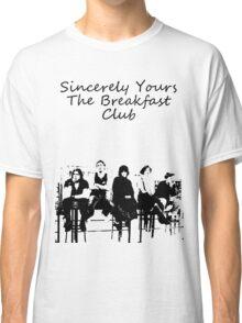 Breakfast club low words Classic T-Shirt