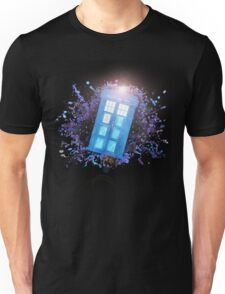 Wibbly-Wobbley Timey-Watercolor Unisex T-Shirt