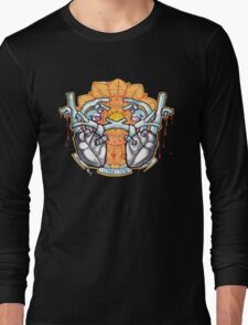 two hearts connection, psychedelic sci-fi T-Shirt