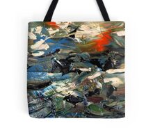 Dried Paint............ Tote Bag