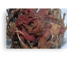 Dried Tea.... Metal Print