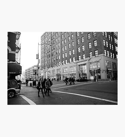 Google building Photographic Print