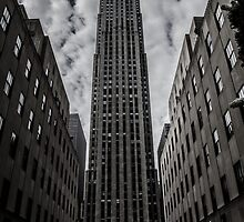 Skyscraper from top to bottom by Jean-Michel Dixte