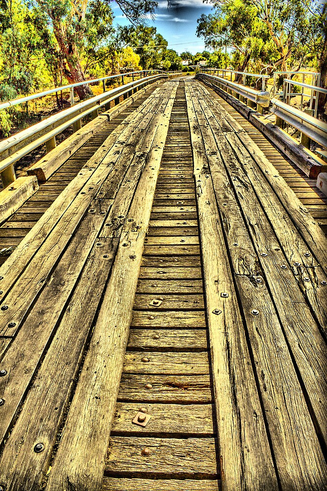 I took the road less travelled by outbacksnaps