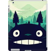 【7400+ views】Totoro Mountain iPad Case/Skin