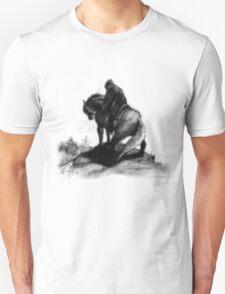 ONE HORSEMAN AND A GUN T-Shirt