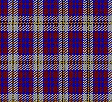 01268 Agent Blue Fashion Tartan Fabric Print Iphone Case by Detnecs2013