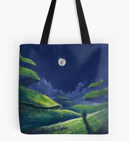 Matters End Tote Bag