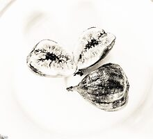 Happiness is...figs for breakfast...Got Featured Work:) by Kornrawiee