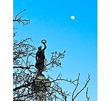 Moon Goddess Photographic Print