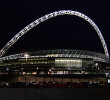Wembley Stadium, London, England by wiggyofipswich