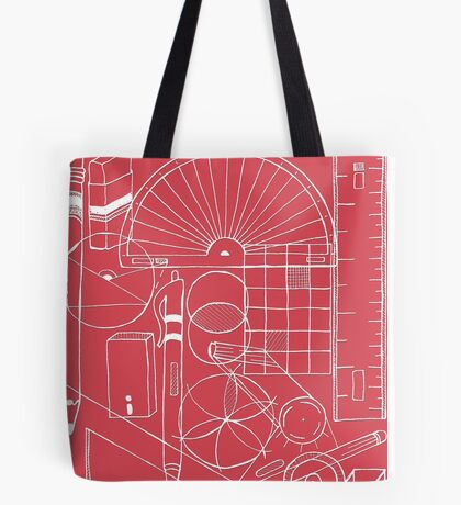 Math & Science Tools 1 Tote Bag