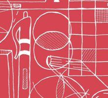 Math & Science Tools 1 Sticker
