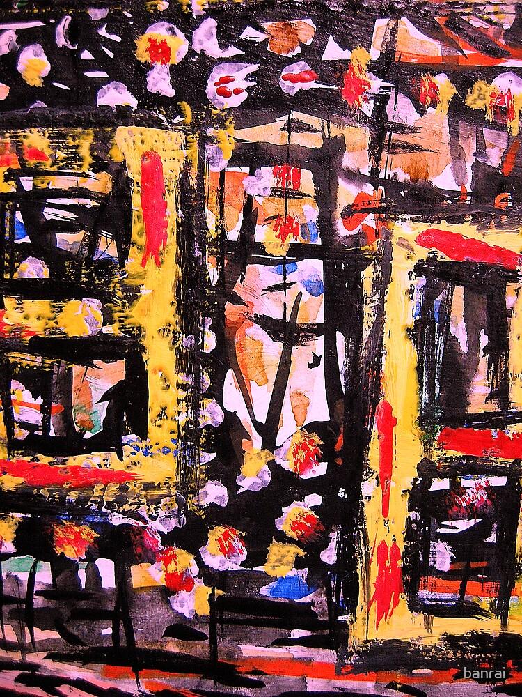 between yellow windows... by banrai