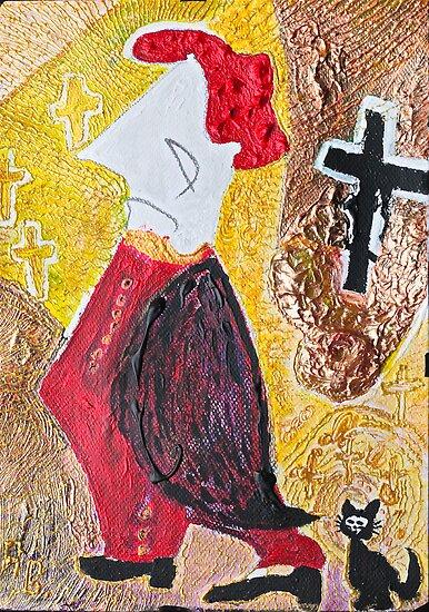 """Habemus Papam.....Amen. ! ! ! ? Hmm...Quo Vadis Domine ? by Andrzej Goszcz , Author:  Andrzej Goszcz , nickname """" Brown Sugar"""" by © Andrzej Goszcz,M.D. Ph.D"""