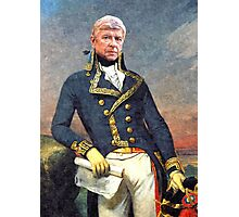 Marshal Arsene Wenger Photographic Print