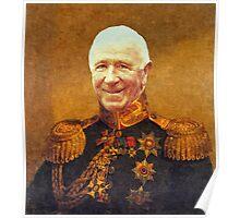 Sir Matt Busby Poster