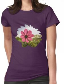 Shaymin used natural gift Womens Fitted T-Shirt