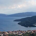 Princes'Islands Panoramic View Nidri by katopodise