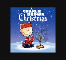 CHRISTMAS WITH CHARLIE BROWN TREE Unisex T-Shirt