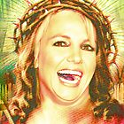 Britney Jesus Spears by paulbhr