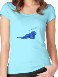 VFX protest - Life of Pi Women's Fitted Scoop T-Shirt