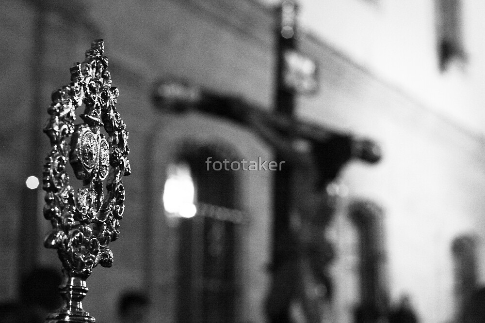 Passion of the Cross by fototaker
