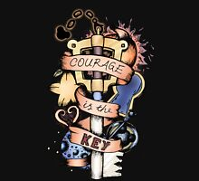 Courage Is The Key T-Shirt