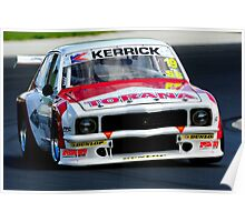 Damian Johnson | Shannons Nationals R1 | 2013 Poster