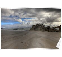 The Rocks at Wilson Promontory Poster