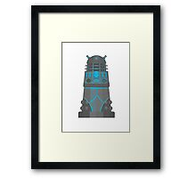 Dalek in Underpants version 2 Framed Print