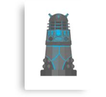 Dalek in Underpants version 2 Canvas Print