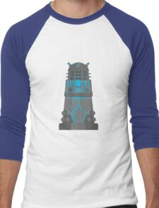 Dalek in Underpants version 2 Men's Baseball ¾ T-Shirt