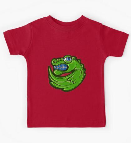 Green dragon Kids Tee