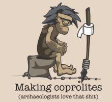 Making coprolites by BenGilliland