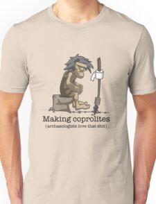 Making coprolites Unisex T-Shirt