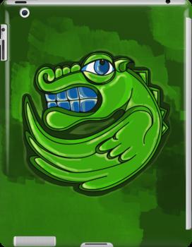 Green dragon by rafo