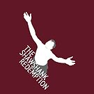 Shawshank - Andy Dufresne - dark red by ecchy