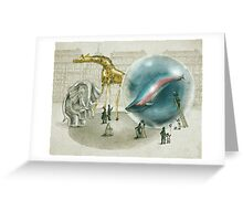 The Glass Menagerie Greeting Card