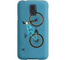 Mountain Bike Samsung Galaxy Case/Skin
