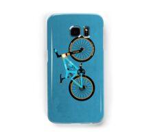 Mountain Bike Samsung Galaxy Case/Skin