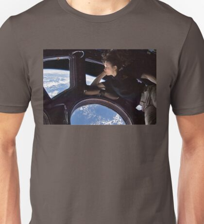 Earth from Space Unisex T-Shirt