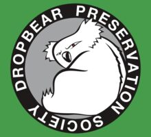 Dropbear Preservation Society by CVIII