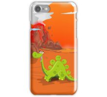 Dinosaur iPhone Case/Skin