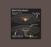 Black hole physics and yo momma Unisex T-Shirt