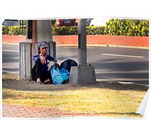 sidewalk scholar? Poster