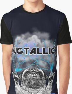 Pugtallica Graphic T-Shirt