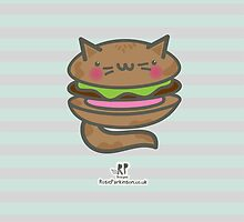 Catburger 2 by RosieParkinson