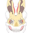 Hare Mask Poster by jxwcrowley