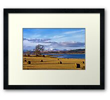 The Beauly Firth and Ben Wyvis Framed Print